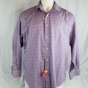 Lauren Ralph Lauren Mens Size 18 Button Shirt